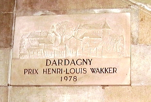 WAKKERPLAQUE